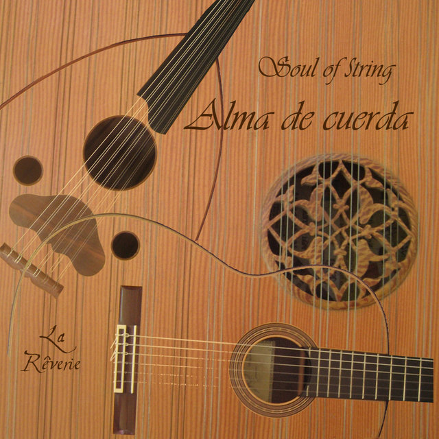 Alma de Cuerda (Soul of String) (Digital Only)