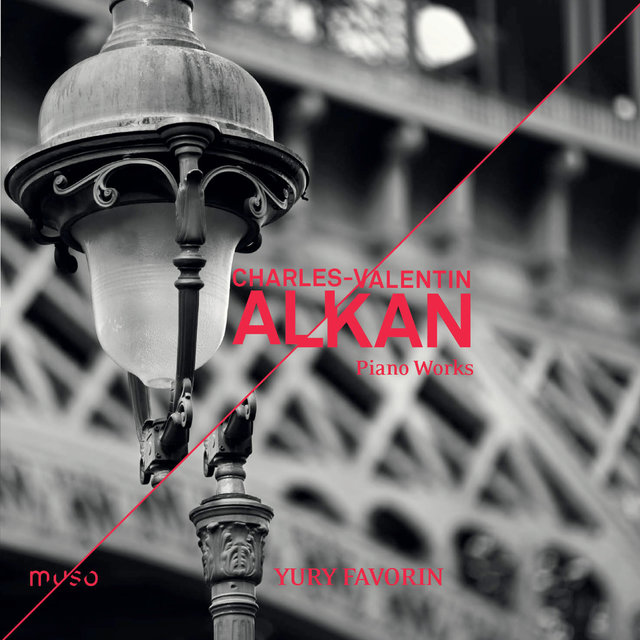Charles-Valentin Alkan: Piano Works