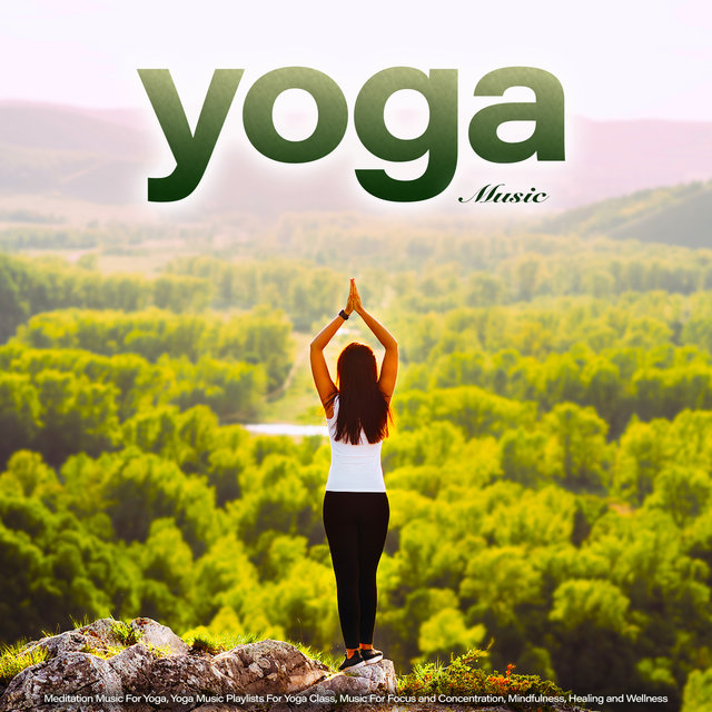 Yoga Music: Nature Sounds and Music For Yoga, Meditation Music, Spa Music, Massage Music, Focus, Concentration, Sleeping Music, Relaxation and Yoga Playlist
