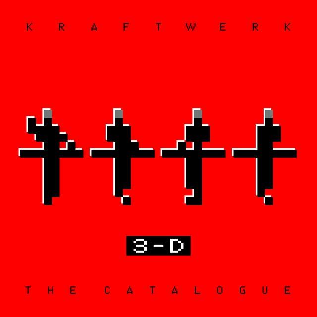 Cover art for album  by Kraftwerk