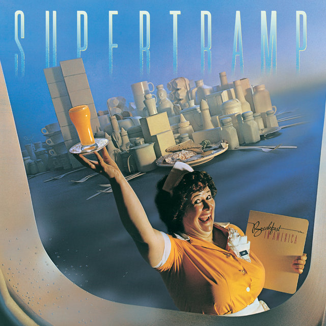 Cover art for album Breakfast In America (Remastered) by Supertramp