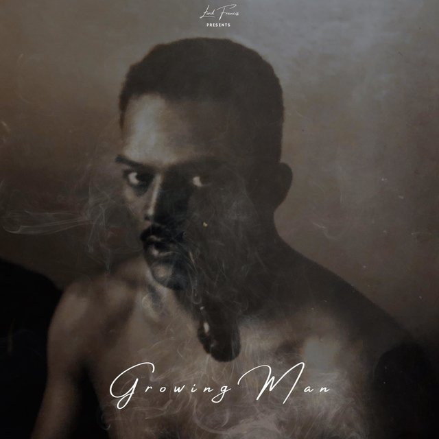 Cover art for album Growing Man by Lord Francis