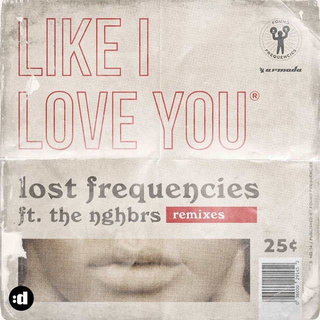 Like I Love You (Remixes)