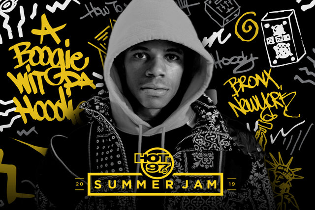 Swervin (Live at TIDAL X Hot 97 Summer Jam 2019)