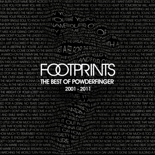 Footprints: The Best of Powderfinger 2001 - 2011