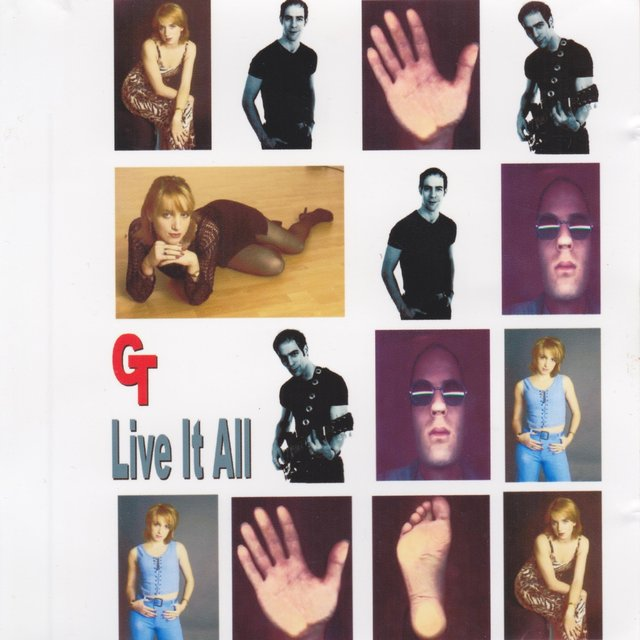 Live It All (2003 Re-Release)