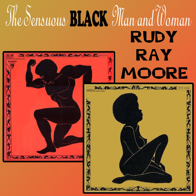 The Sensuous Black Man and Woman
