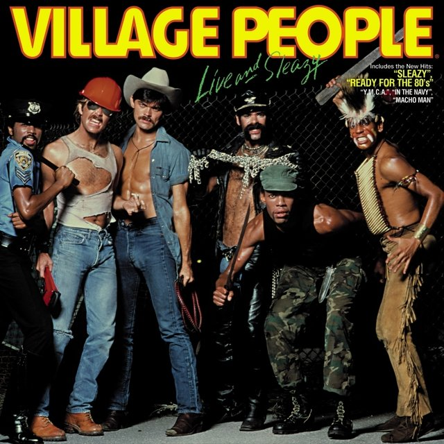 Village People Live and Sleazy