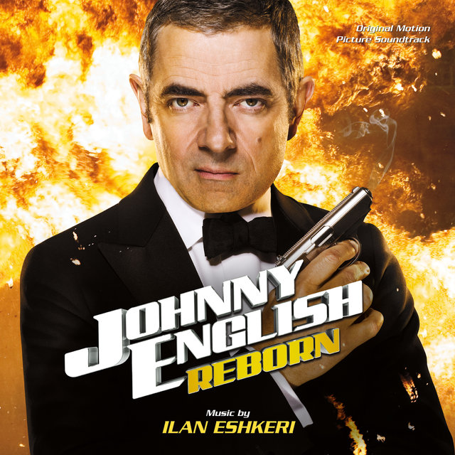 Johnny English Reborn (Original Motion Picture Soundtrack)