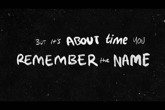 Remember The Name (feat. Eminem & 50 Cent) [Lyric Video]