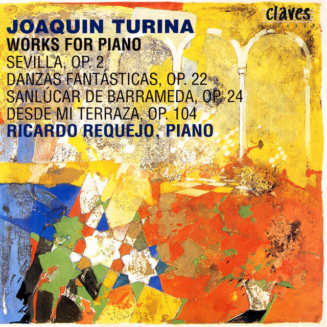 Turina: Vol. VI, Selected Works for Piano