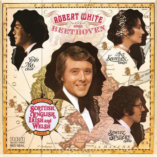Robert White Sings Beethoven ((Remastered))