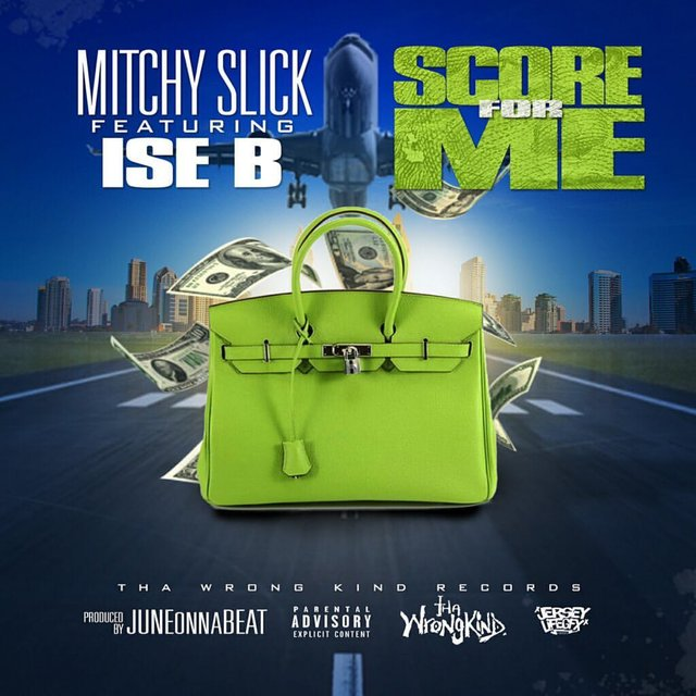 Score for Me (feat. Ise B)