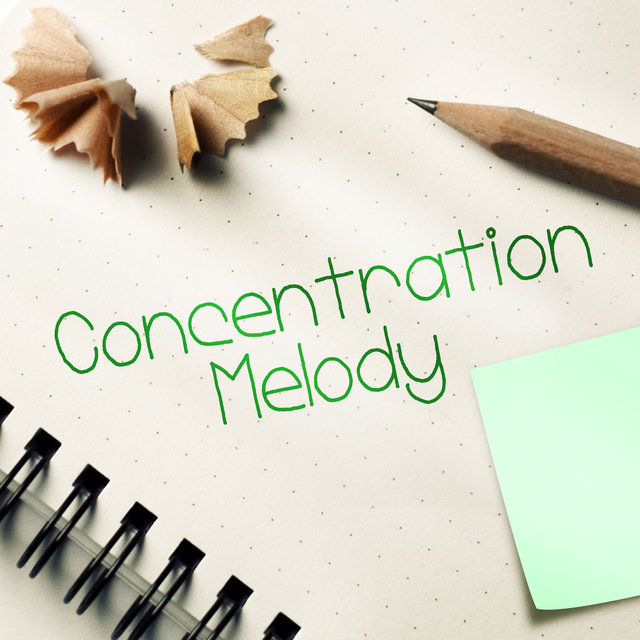 Concentration Melody – Background Music for Body Reading, Relaxing Music for Exam Study, The Best Study Music for Brain Stimulation, Doing Homework and Brain Power
