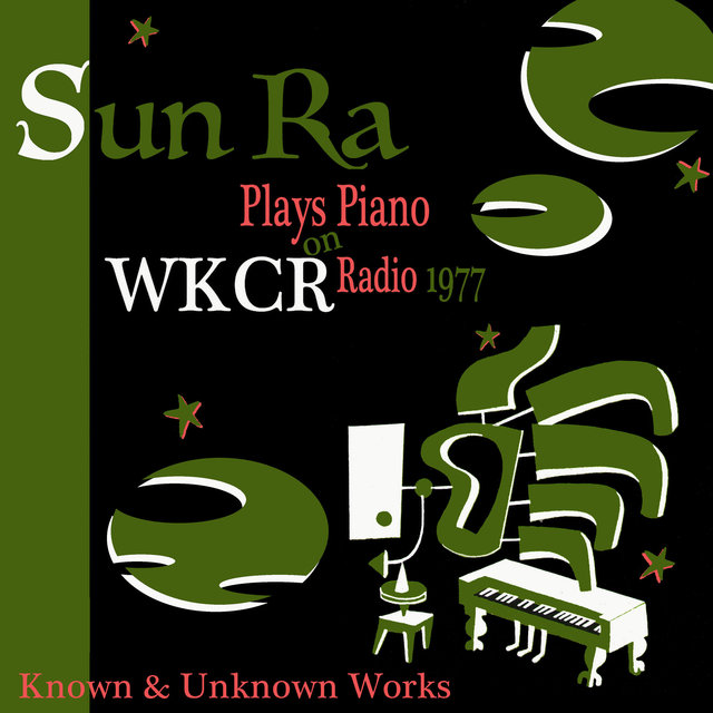 Solo Piano at WKCR 1977