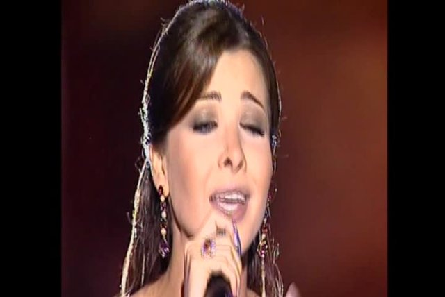 Nancy Ajram - Live in Carthage 2008 - Mestaniak - نانسي عجرم - مستنياك