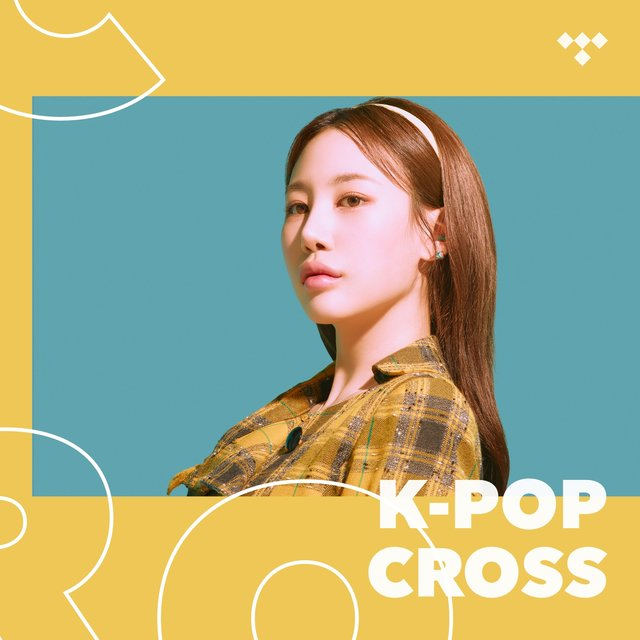 Cover art for album K-Pop Cross by TIDAL