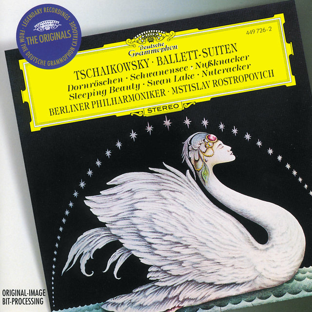 Tchaikovsky: Ballet Suites (Swan Lake; The Sleeping Beauty; The Nutcraker)