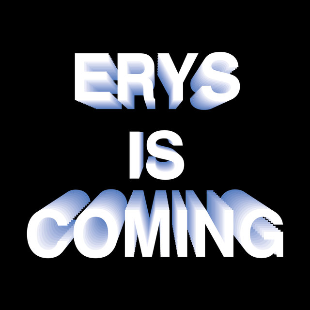 Cover art for album ERYS IS COMING by Jaden