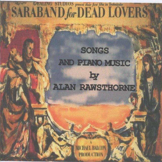 Songs and Piano Music by Alan Rawsthorne