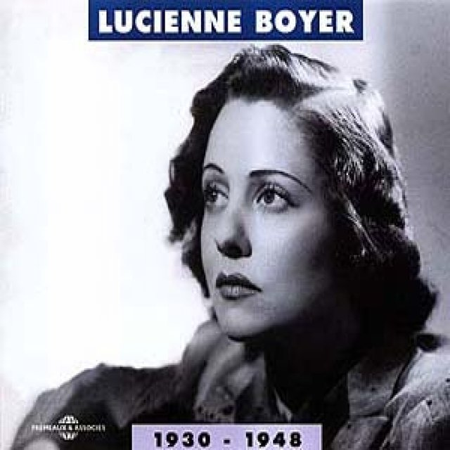 Lucienne Boyer 1930-1948