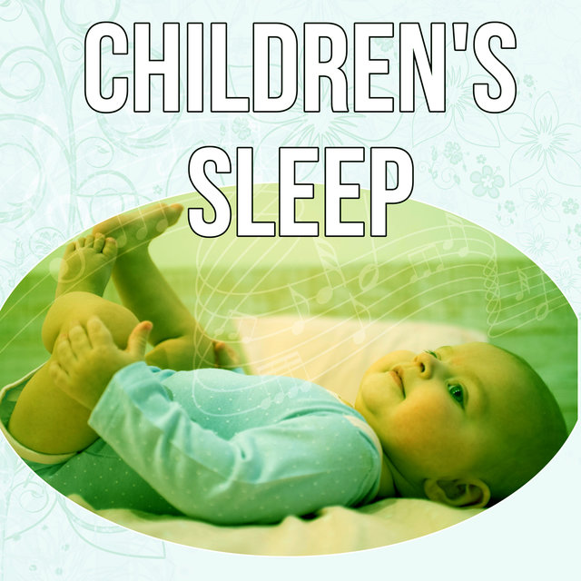 Children's Sleep - Baby Sleep and Naptime, Relaxing Piano, Calm Music for Babies, Nature Sounds with Ocean Waves, Singing Birds, Rain Drops, Deep Sleep Music for Toddlers