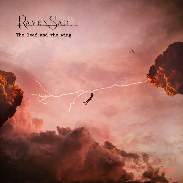 Cover art for album The leaf and the wing by Raven Sad