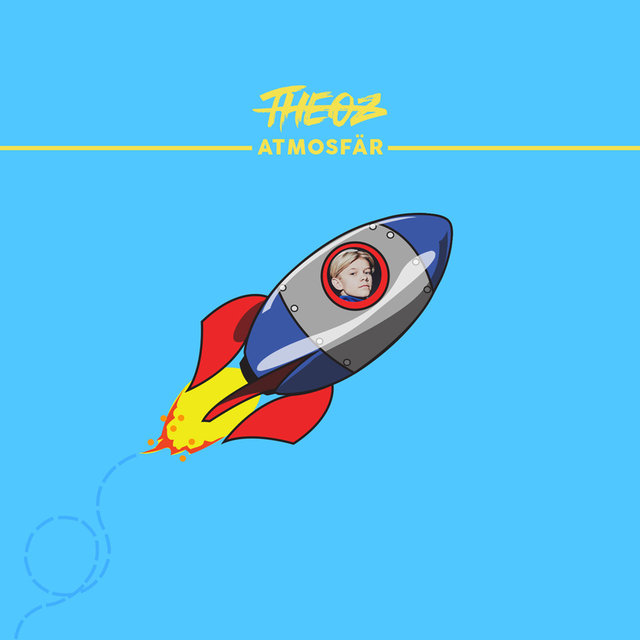 Cover art for album  by Theoz