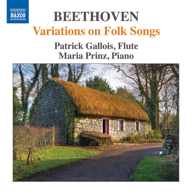 Beethoven: Variations on Folk Songs