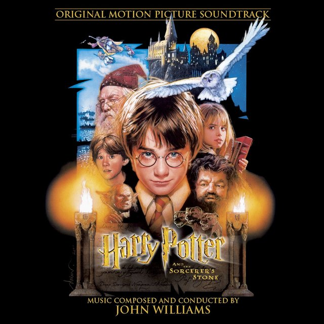 Harry Potter and The Sorcerer's Stone  Original Motion Picture Soundtrack
