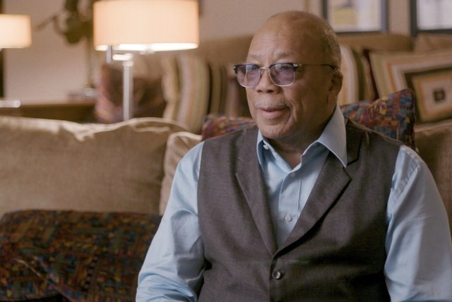 Quincy Jones on Hip-Hop