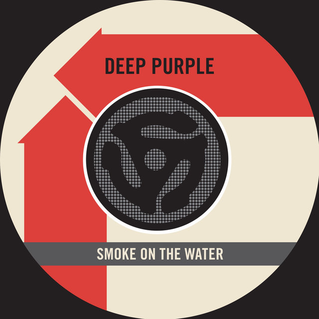 Smoke on the Water / Smoke on the Water (45 Version)