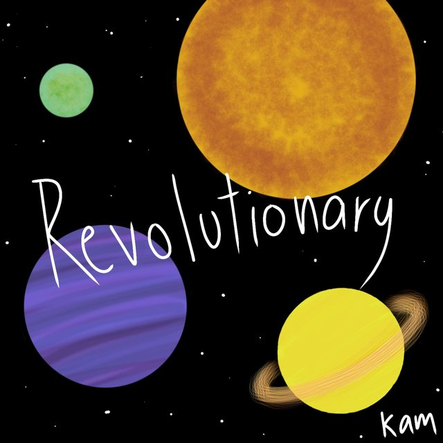 Revolutionary (feat. BOOMER)