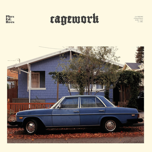 Cover art for album Cagework by Cagework