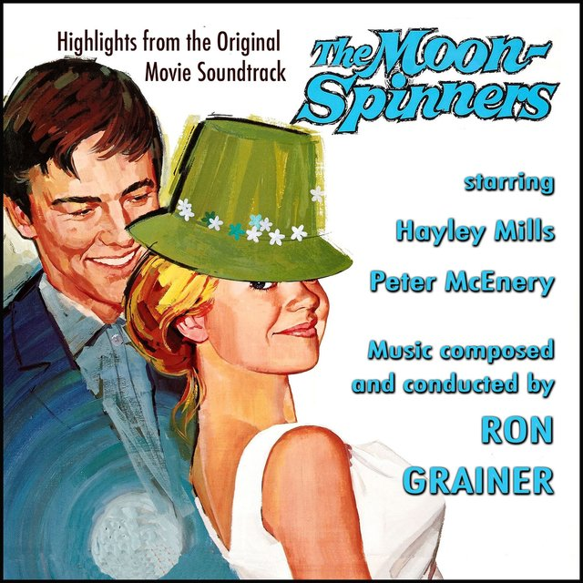The Moon-Spinners (Highlights from the Original Movie Soundtrack)
