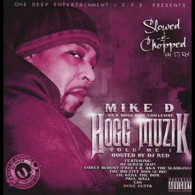Hogg Muzik Volume 1 (Slowed & Chopped)