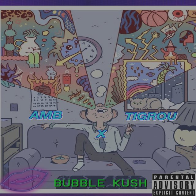 Bubble Kush (feat. Tigrou)