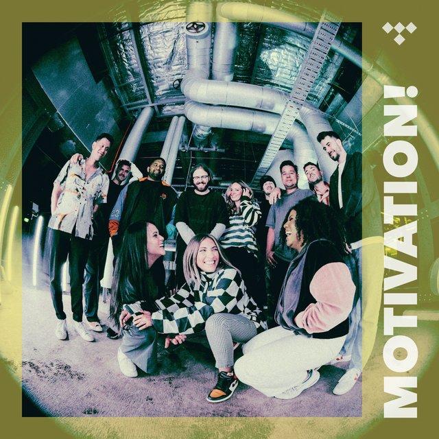 Cover art for album Motivation! by TIDAL