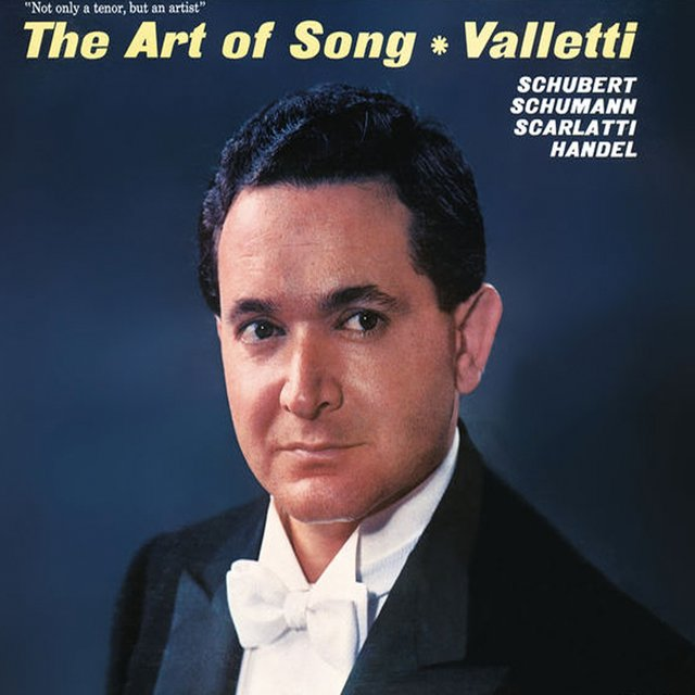 Valletti / The Art of Song