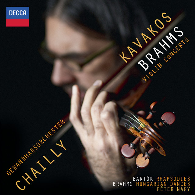 Brahms: Violin Concerto; Hungarian Dances;  Bartók: Rhapsodies