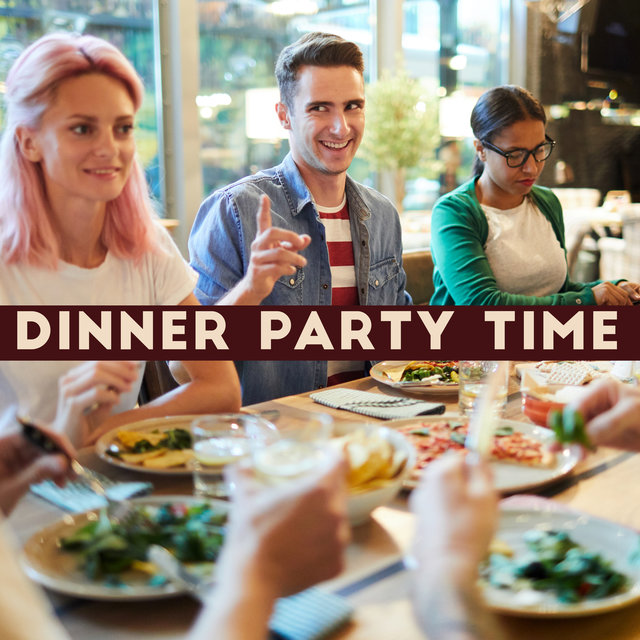 Dinner Party Time - Instrumental Jazz Music, Easy Listening Jazz, Lounge Jazz, Home Rest, Restaurant Sounds
