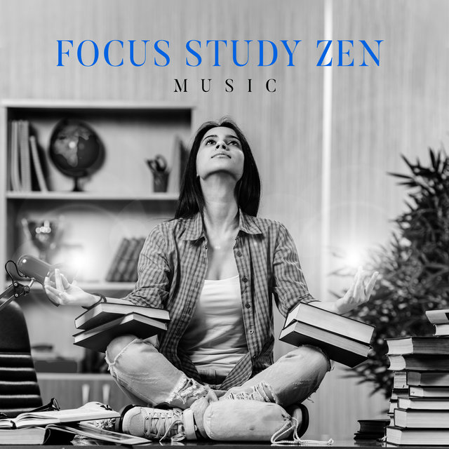 Focus Study Zen Music - Deep Harmony, Meditation Therapy, Reduce Stress, Relaxation Songs for Full Concentration, Inner Silence, Focus Melodies