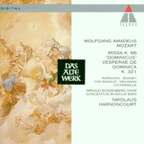 Mozart: Mass in C Major, K. 66,