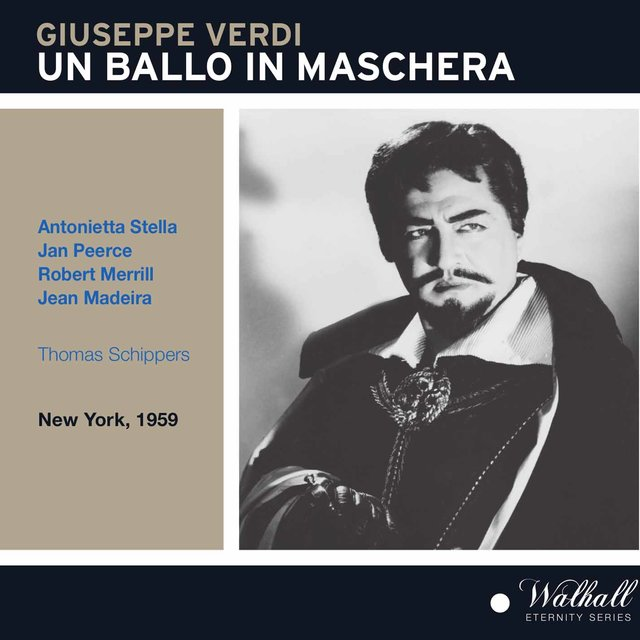 Verdi: Un ballo in maschera (Recorded 1959)