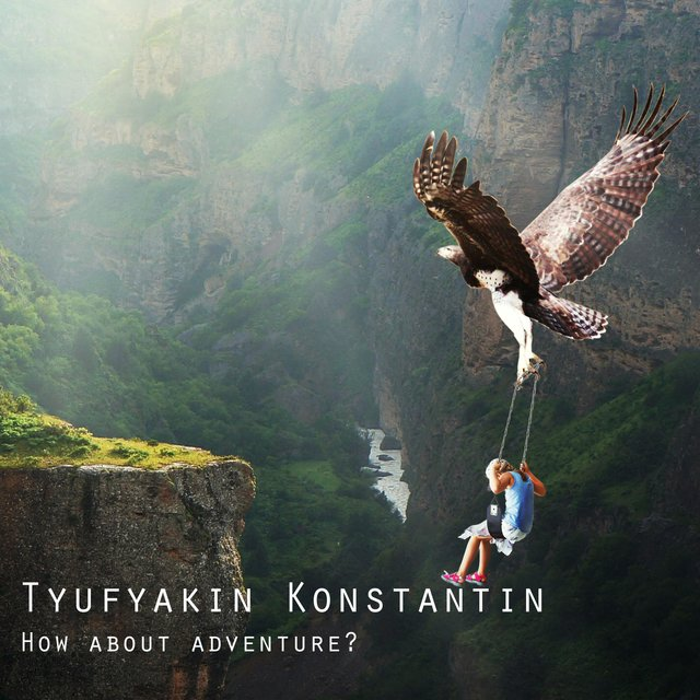 How about adventure