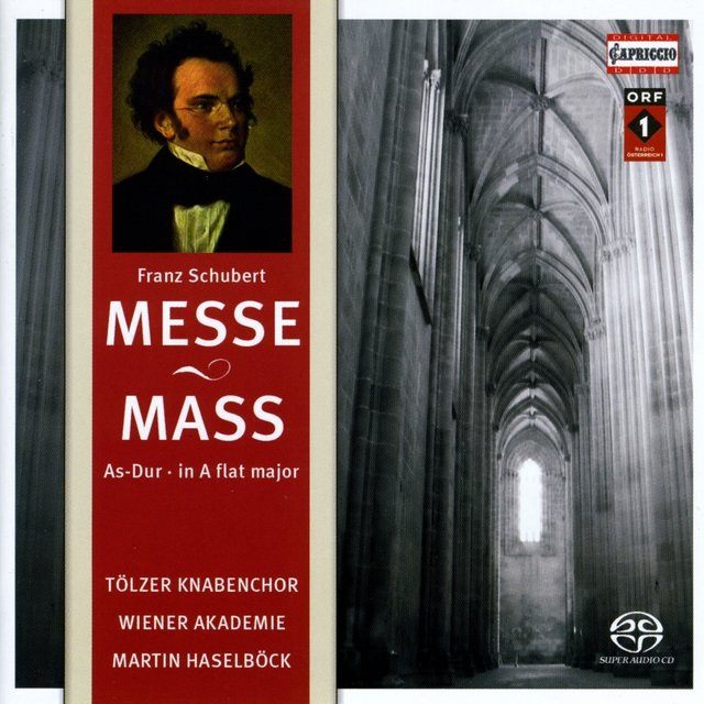 Schubert, F.: Mass No. 5 in A-Flat Major, D. 678 / Offertory: Intende Voci, D. 963
