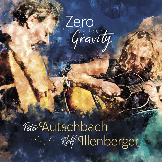 Cover art for album Zero Gravity by Peter Autschbach, Ralf Illenberger
