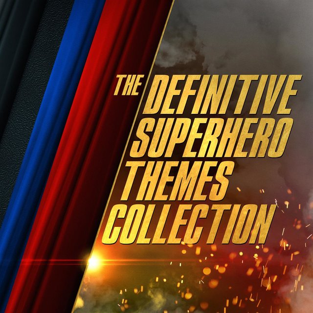 The Definitive Superhero Themes Collection
