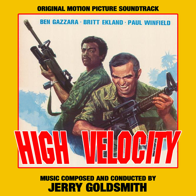 High Velocity - Original Soundtrack Recording