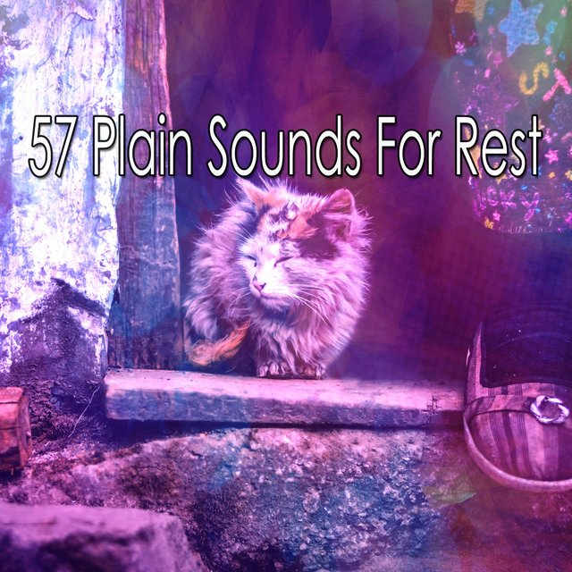 57 Plain Sounds for Rest